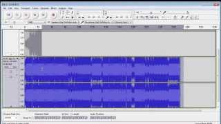 Tutorial Menggabungkan dan Memotong Lagu Audacity
