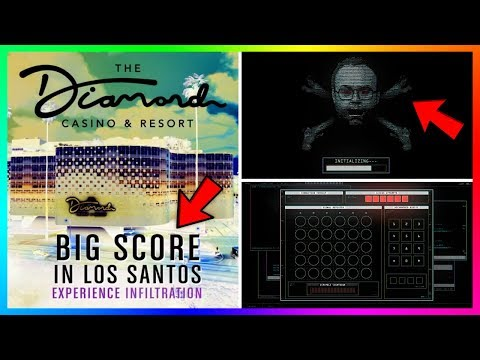 GTA 5 Online NEW Casino Heist DLC Update - TEASER TRAILER! Lester's Return, The BIG Score & MORE!