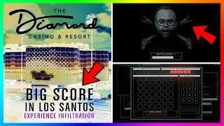 GTA 5 Online NEW Casino Heist DLC Update - TEASER TRAILER! Lester's Return, The BIG Score & MORE!