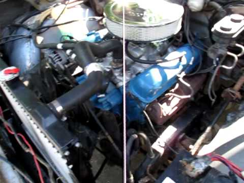 1984 dodge 150 2wd motor swap