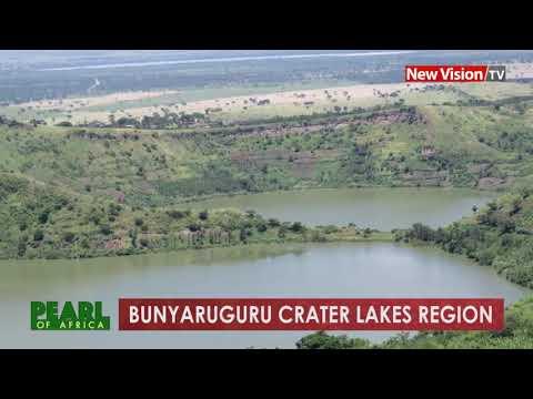 PEARL OF AFRICA: BUNYARUGURU CRATER LAKES REGION