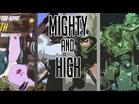 """""""Mighty & High"""" Overwatch Montage"""