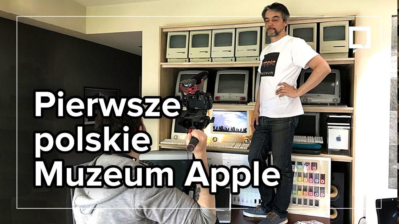 Niesamowita HISTORIA APPLE opowiedziana w pierwszym w Polsce APPLE MUZEUM