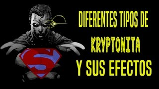 Video ¿Superman es gay? // 9 Tipos de Kryptonita y sus efectos en Superman download MP3, 3GP, MP4, WEBM, AVI, FLV Juni 2018