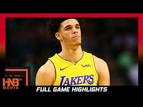 Los Angeles Lakers vs Washington Wizards 1st Qtr Highlights / Week 4 / 2017 NBA Season