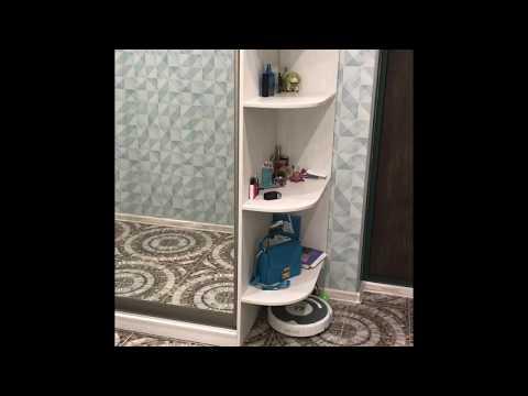 шкафы купе гардеробные в прихожую