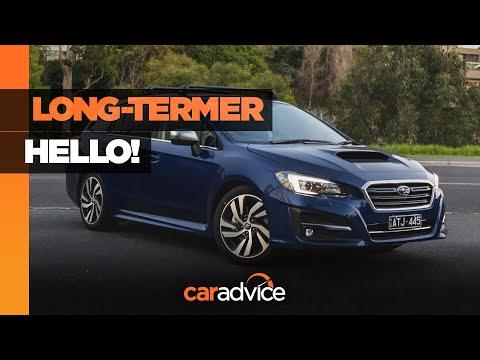 Subaru Levorg 2.0 GT-S long-term review: Introduction