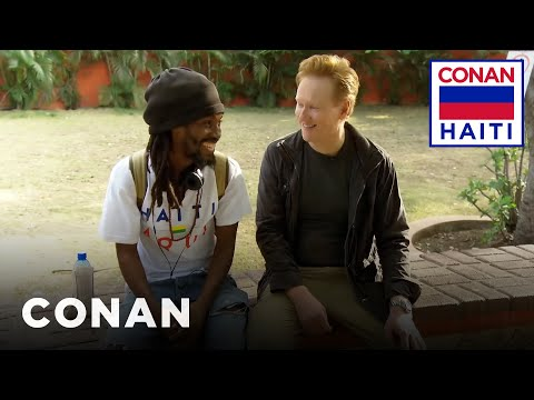 Conan鈥檚 Haitian History Lesson  - CONAN on TBS