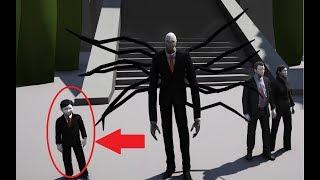 GTA 5 - Slenderman tiết lộ thuở thơ bé của mình   GHTG