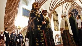ŽAISA: Kalėdų rytų saulė pražydo, Lėliu (Adventinė daina / Lithuanian Christmas Folk Song)