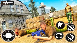 Free Army Training Game : US Commando School - Android Gameplay #2
