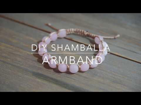 Shamballa Armband DIY