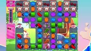 Candy Crush Saga Level 813 No Booster  TOO EASY TO BE LEVEL 813