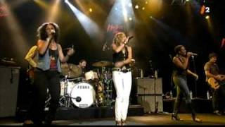 "Sheryl Crow - ""Higher Ground"" (Stevie Wonder cover) featuring Peter Stroud - live - 2008"