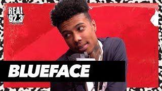 "Blueface Shows Off Soundcloud Tattoo, Talks Soulja Boy's Influence, ""Thotiana"" Remix + More"
