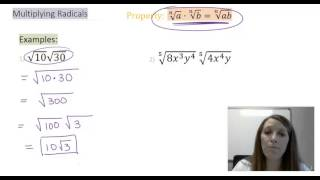 5: Multiplying and Dİviding Radicals