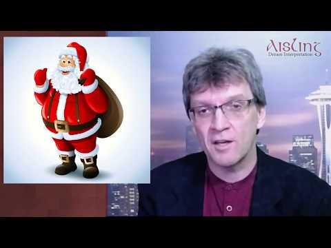 How I interpret Symbols in Dreams. Plus Christmas in Dreams