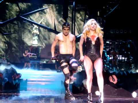 Lady Gaga - Alejandro ;  in Birmingham