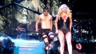 Lady Gaga - Alejandro ; live in Birmingham