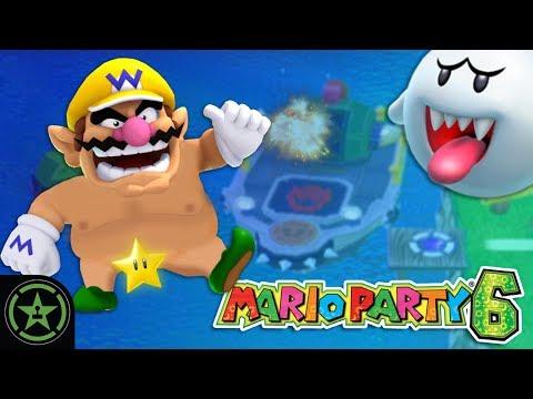 Let's Play - Mario Party 6 - Castaway Bay