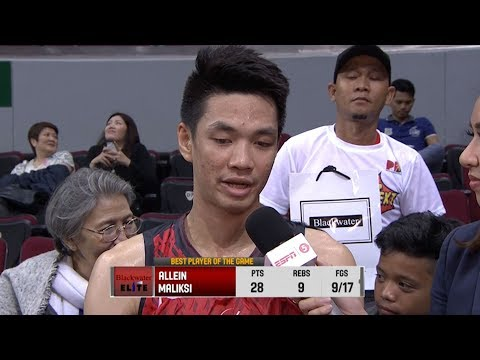 Best Player: Allein Maliksi | PBA Governor's Cup 2018