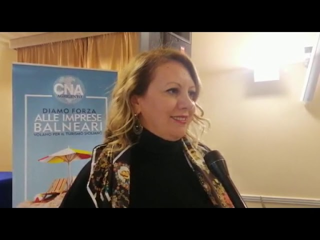 Agrigento, la Cna e le imprese balneari [STUDIO 98]