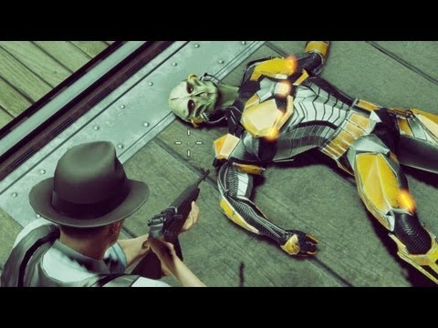 The Bureau: XCOM Declassified Chapter 1: Invasion PC Gameplay