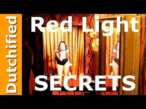 Amsterdam Secrets 🇳🇱🤐 Red Light District Secrets