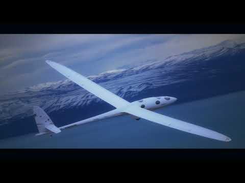 Soaring Into History: September 3, 2017 Airbus Perlan Mission II Record-Setting Glider Flight