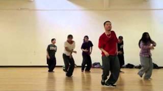 Miguel - My Piece Choreography