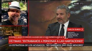 ¿Quiénes son los siete detenidos por abusos en las inferiores de Independiente?