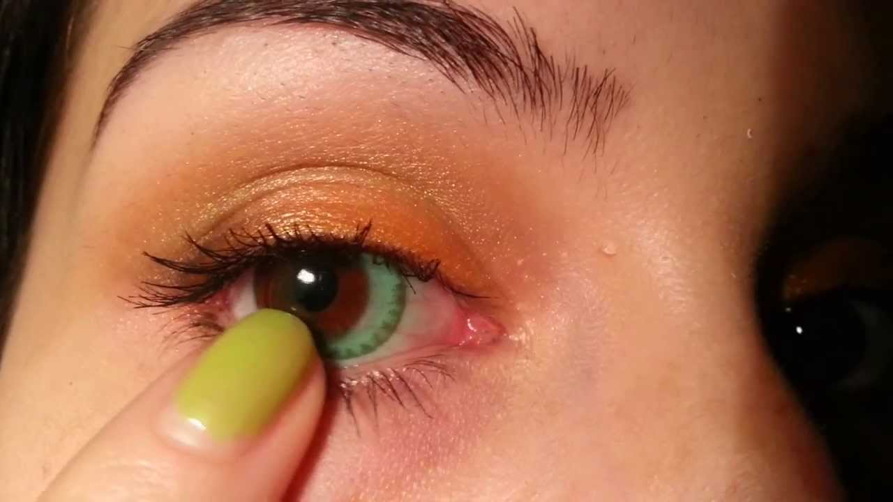 Freshlook Dimensions Sea Green >> Freshlook Dimensions Colored Contacts - Sea Green - YouTube