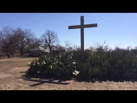 Mission San Juan Capistrano Texas