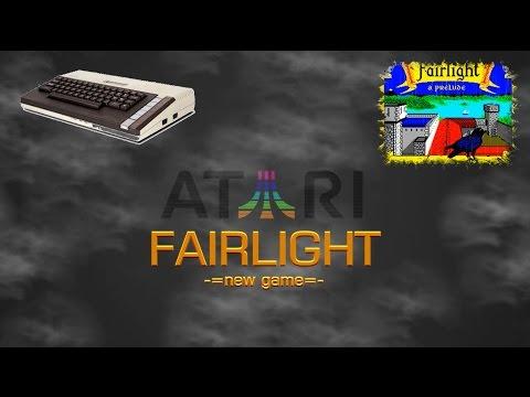 Atari XL/XE new game -=Fairlight=-