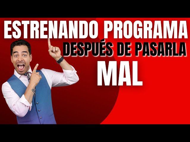 Omar Chaparro estrena programa en Los Ángeles