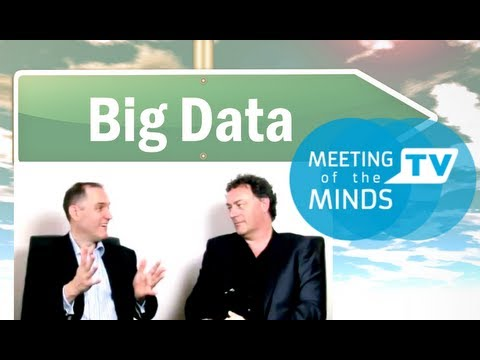 Meeting of the Minds Episode 1: Big Data, with Ross Dawson and Gerd Leonhard