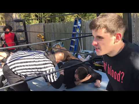 MOST DANGEROUS MITB LADDER MATCH EVER! GRIM FALLS FACE FIRST THROUGH WOODEN TABLE!