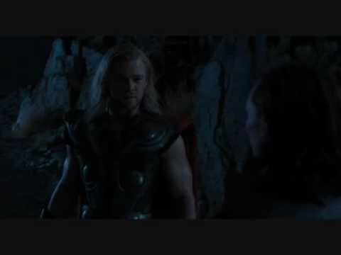 The Avengers - Thor Returns to Earth