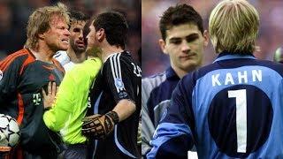 TODO sobre la PELEA entre Iker Casillas y Oliver Kahn