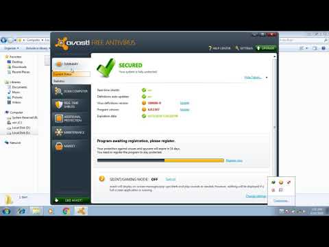 avast deleted files
