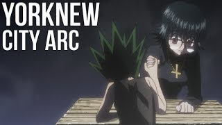 When to Lose or How to Win | Watching Hunter x Hunter for the First Time | Part 4
