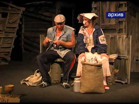 Актеры «Театрального Ковчега» вернулись с наградами с двух фестивалей