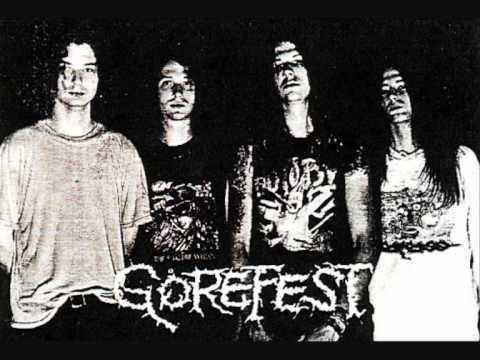 Gorefest - Autobahn (Kraftwerk cover)