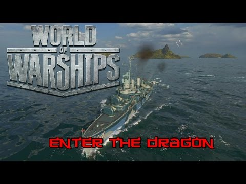 World of Warships - Enter The Dragon