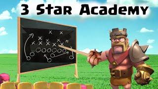 "Clash of Clans | ""Three Star Attacks"" | Extreme Clan War Domination!"