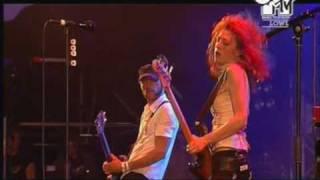 Melissa Auf Der Maur - Followed The Waves live At Lowlands Festival 2004