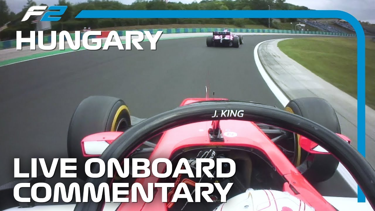 Live Onboard Commentary Around The Hungaroring | Hungarian Grand Prix 2019