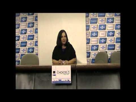 The Choices Project Interviews - Ana Maria Vieira de Santos Neto