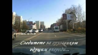 видео: Долбоёбы на дорогах!!!