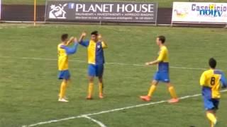 Castelnuovo G.-Staffoli 5-0 Promozione Girone A
